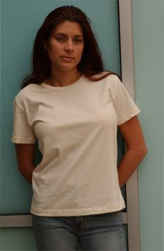 SOS From Texas : Organic cotton clothing