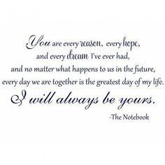 Wedding quotes from movies nicholas sparks super ideas Quotes For Your Boyfriend, Quotes For Him, Be Yourself Quotes, Quotes To Live By, Change Quotes, Boyfriend Gifts, Wedding Vows That Make You Cry, Wedding Vows To Husband, Sweet Quotes