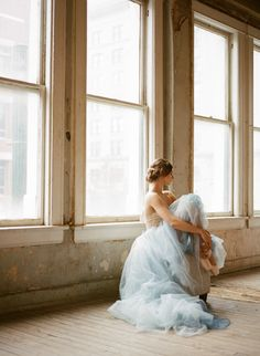 Photography: Koby Brown, Archetype - ArchetypeStudioInc.com Read More: http://www.stylemepretty.com/2015/04/21/butterfly-ballet-boudoir-session/