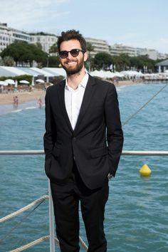 At Carlton Beach - Cannes