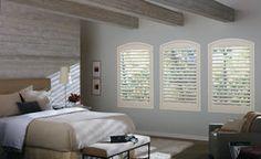 Hunter Douglas NewStyle® hybrid shutters