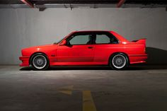 Man in Istanbul Found His Dream E30 M3 & Drove Nürburgring