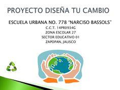 Nuevamente en México encontramos otro proyecto DFG. A través del reciclado de papel y plástico se pretende minimizar la tala de árboles y recuperar espacios libres de basura.