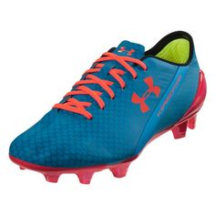 watch 7e6f5 c56c0 Under Armour Speedform CRM FG Soccer Cleat - Capri Black After Burn Nike  Soccer