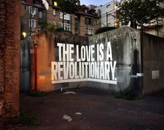 Street Typography By Sean Hart,   Typography and Quotes