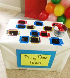 172 Best School Carnival Ideas Images On Pinterest Circus Birthday