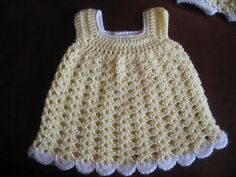 Ravelry: Easy baby Sun Dress pattern by Carol Garcia