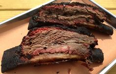For all their growing popularity, confusion surrounds what beef ribs are. Grill master Steven Raichlen tells you about the best cuts. Beef Short Ribs, Beef Ribs, Bbq Beef, Barbecue, Crispy Beef, Green Egg Recipes, Ribs On Grill, Smoked Ribs, Best Bbq