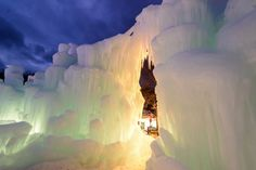 Bringing the Kids to Ice Castles Edmonton – Here's What You Need to Know