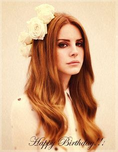 Lana Del Rey | via Facebook