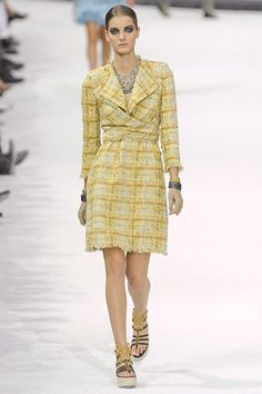 Chanel Spr11 RTW. I want to wear this to work everyday.