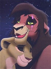 Kovu and Kiara <3 all time best ever Disney couple <3 <3