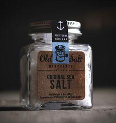 salt packaging