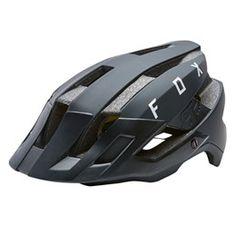 S//M Dark Green Fox Head Mountain Bike FLUX CREO HELMET