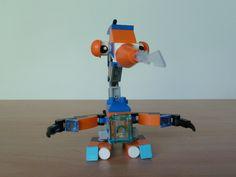 LEGO MIXELS LUNK BALK MIX instructions video with Lego 41510 and Lego 41517 Mixels Serie 2