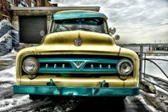 Classic Ford