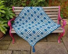 Thassos Mosaic Crochet Blanket instant download PDF pattern | Etsy Crochet Chart, Crochet Hooks, Crochet Patterns, Crochet Afghans, Crochet For Beginners Blanket, Beginner Crochet, Geometric Throws, Yarn Brands, Photo Tutorial