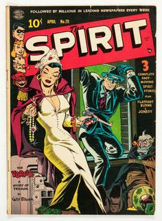 Will Eisner | The Spirit #20 | Quality | 1950