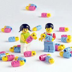 LEGO-Minifigure-Babies
