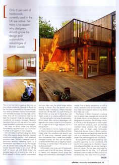 Selfbuilder & Homemaker page 2 sustainable timber 01.05.15
