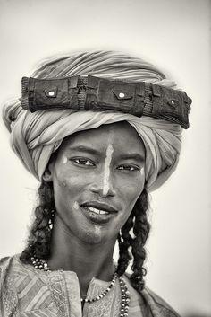 Hombre de Niger