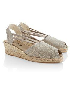 Scylla Espadrille #shoes #chicos #spring