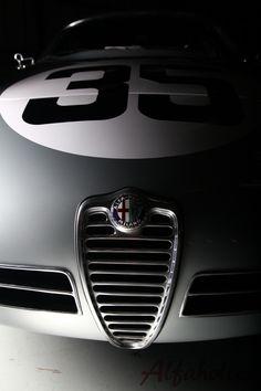 1962 Giulietta SZ Coda Tronca. Alfa Romeo
