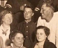 Buster Keaton in Muskegon