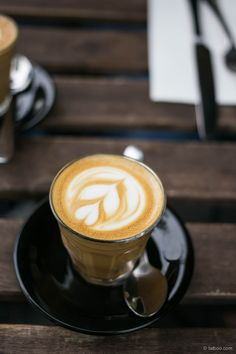 Piccolo. (At Puck Specialty Coffee, South Melbourne)