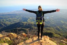 How to train for a 19,000-foot mountain hike—when you live at sea level. Great hiking tips!