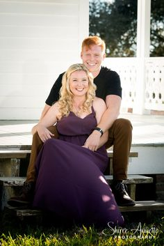 www.shireeannette.com One fantasitc evening for Haley and Kevin Engagement Session at Saxon Manor, Brooksville, FL. #tampaphotographer, #tampaweddingphotographer, #brooksvilleweddingphotographer #saxonmanor #shireeannettephotography #weddingportraits