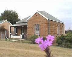Petrus Steyn Mamafubedu Add ons done but still a Sand Stone house. Free State, Home Free, Shed, Houses, Outdoor Structures, Cabin, Stone, House Styles, Places