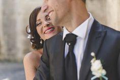 Summer wedding close to Rome, Italy.  www.lamannafrancesca.com