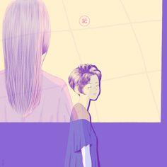 illustration,일러스트,by느을
