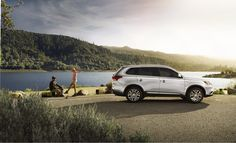 Find the 2016 Outlander for sale in Edina at the Luther Brookdale Mitsubishi dealership in Brooklyn Center, Minnesota. Find the right SUV for your family. >> Learn more about the 2016 Outlander. Outlander 2017, Outlander Phev, Quebec, Levis, Mitsubishi Suv, Family Suv, Crossover Suv, New Smyrna Beach, Mitsubishi Outlander