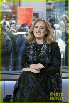 Adele Discusses Her Son Angelo & Her Music on 'Today' - Full Interview! | adele today show full interview 01 - Photo