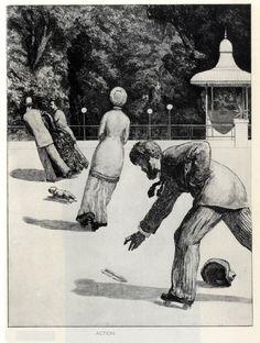 Max Klinger The Glove - symbolist narrative