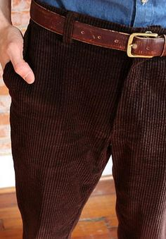 A Menswear Basics class featuring the Jedediah Pants at Butcher's Sew Shop
