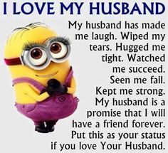A Husband is forever. The rest are just lousy lays!!!