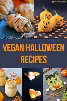25 Vegan Halloween Recipes That Are Sure to Spook the Kids