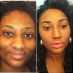 1000+ images about makeup transformation omg... on ...