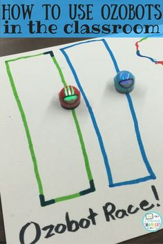 Learn how you can incorporate ozobots into your classroom with this fun and easy STEM challenge.