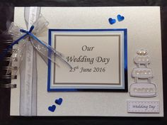 Memory Book for a very special day