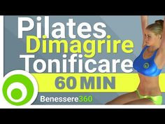 Pilates: 60 Minute Workout for Weight Loss and Toning. Pilates Class at . Pilates Video, Cardio Pilates, Pilates Reformer Exercises, Pop Pilates, Pilates For Beginners, Beginner Pilates, Beginner Workouts, Arm Exercises, Fitness Workouts