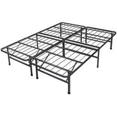 THIS is my SCA camping bedframe. Good price..easy to store (folds up) and set up *twin size only need 4 wing nuts.. Queen only 8.  it is not period BUT throw a bedskirt or your bedding over it and no one will know.. a foot of storage under it for bins. and walmart does free shipping to your closest store.