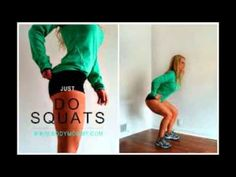 30 DAY SQUAT CHALLENGE -  RESULT VIDEO -  MOTIVATION