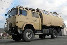 Extreme Truck Camper 4x4