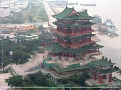 Ancient Chinese Architecture and Historical Towns