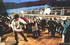 Titanic Photo: On Set Photos