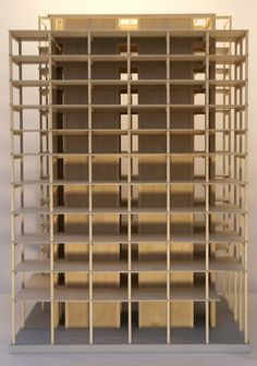 Framework by Lever Architects. Lever Architecture has designed a 12-storey tower for Portland, Oregon, that will be one of the tallest wooden buildings in the US.